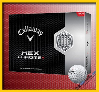 Callaway HEX Chrome plus 2