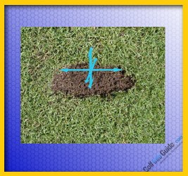Check Your Golf Divots for Swing Information Feedback 1