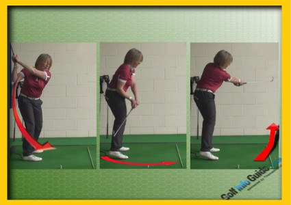 Create Inside To Outside Swing for Better Golf 1