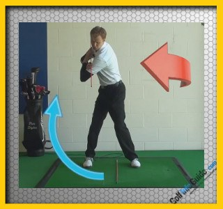 Create More Power In The Golf Swing, Make A Full Turn, Tour Alignment Stick Drill 2