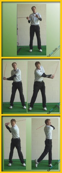 Create More Speed And Hit The Golf Ball Straighter With Just Your Hands, Tour Alignment Stick Drill