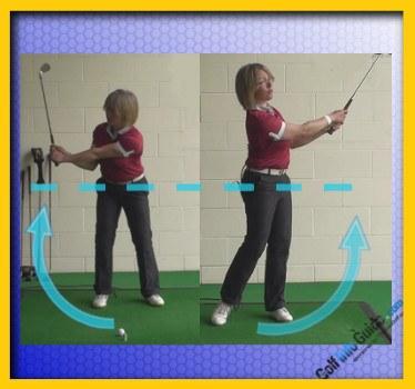Cure Short Pitch Golf Shots break wrist early