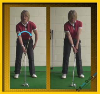 Fat or thin Golf Shot Problems 1