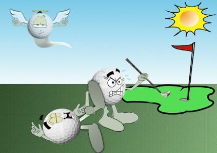 Fits of Rage Golf Joke 1