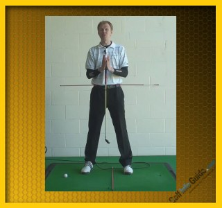 Generate More Power In Golf – Synch Up, Tour Alignment Stick Drill 1