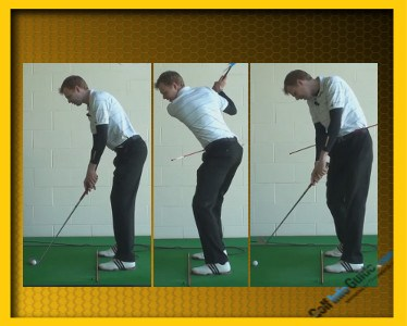 Generate More Power In Golf – Synch Up, Tour Alignment Stick Drill 2