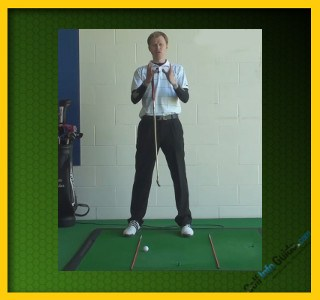 Hit The Golf Ball Straighter – Nail Your Alignment, Tour Stick Drill 1