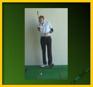 Hit The Golf Ball Straighter – Nail Your Alignment, Tour Stick Drill 3