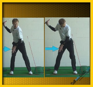 Hit The Golf Ball Straighter By Not Spinning Out Of The Shot 2