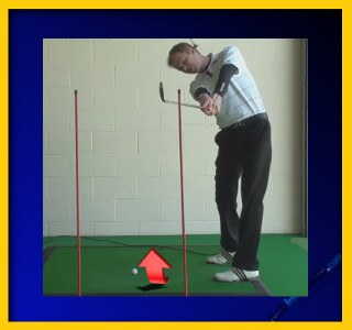 Hit The Golf Ball Straighter Through The Gateway, Tour Alignment Stick Drill 3