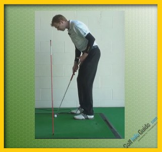 Hole More Breaking Putts On The Greens , Tour Alignment Stick Drill  2