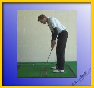 Hole Those Short Putts In Golf, Tour Alignment Stick Drill 1