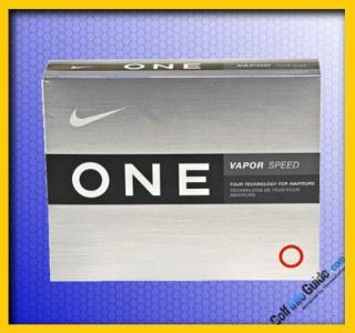 Nike One Vapor Speed 3