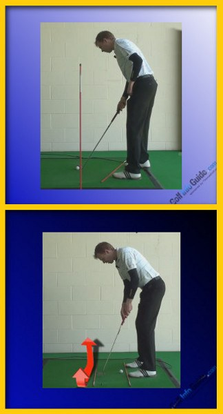 Shape The Ball – Hit A Golf Draw, Tour Alignment Stick Drill