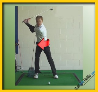 Strike The Golf Ball Better, Drive The Hips, Tour Alignment Stick Drill 1