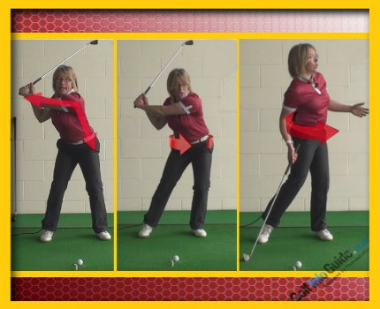 The Correct Way to Clear the Hips to Cure Accuracy and Distance Problems Natalie
