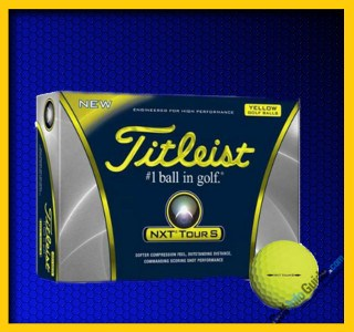 Titleist NXT Tour S 1