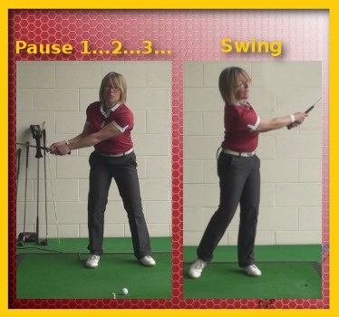 Why You Should Pause At the Top of Your Swing