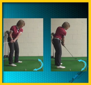 he Best Way to Hit a Fade and the Correct Way to Learn To Draw the Golf Ball 2