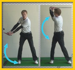 Adam Scott Pro Golfer Swing Sequence 2