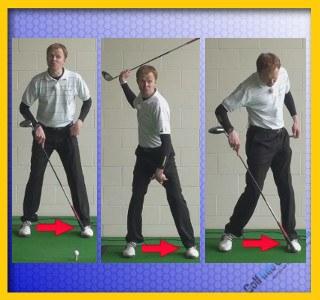 Bubba Watson Pro Golfer Swing Sequence 2