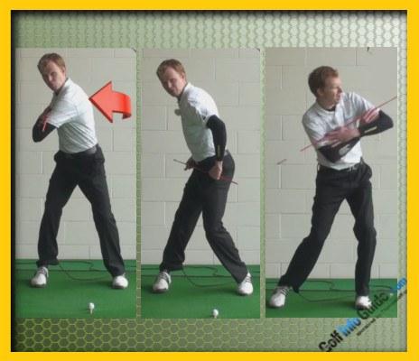 Camilo Villegas Pro Golfer Swing Sequence 1