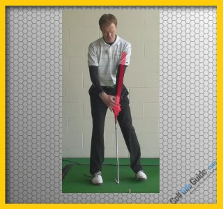 David Toms Pro Golfer Swing Sequence 1