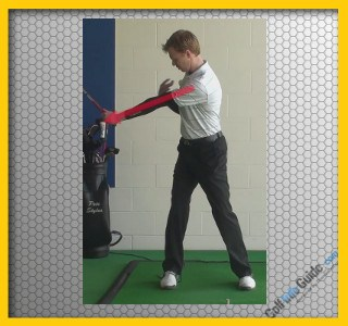 David Toms Pro Golfer Swing Sequence 2