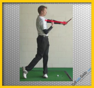 David Toms Pro Golfer Swing Sequence 3
