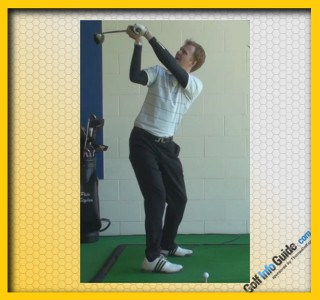 Dustin Johnson Pro Golfer Swing Sequence 1