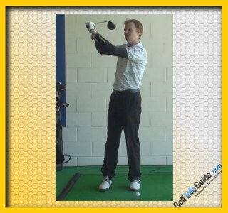 Dustin Johnson Pro Golfer Swing Sequence 2