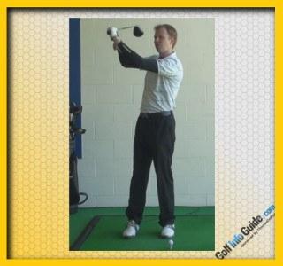 Dustin Johnson Pro Golfer Swing Sequence 2