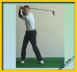 Fred Couples Pro Golfer Swing Sequence 1
