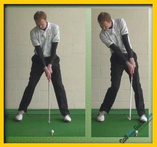 Gary Woodland Pro Golfer Swing Sequence 1