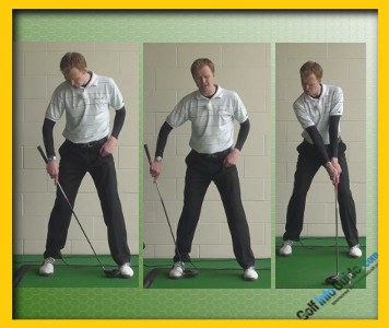Gary Woodland Pro Golfer Swing Sequence 2