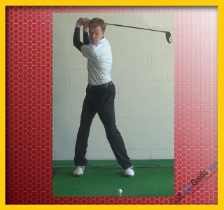 Geoff Ogilvy Pro Golfer Swing Sequence 1