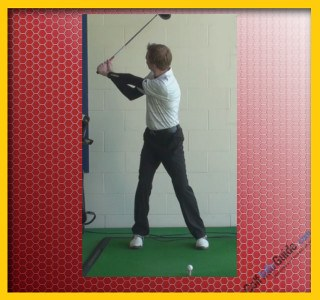 Geoff Ogilvy Pro Golfer Swing Sequence 2