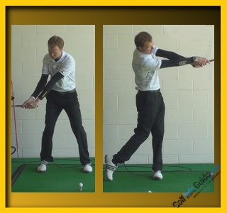 Jason Day Pro Golfer Swing Sequence 3