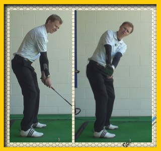 Jay Haas Pro Golfer Swing Sequence 1