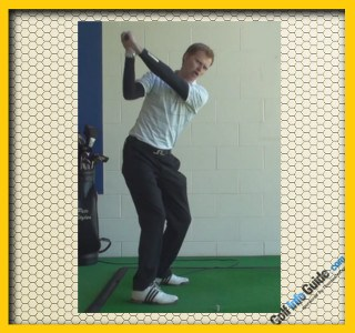 Jay Haas Pro Golfer Swing Sequence 2
