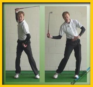 Jhonattan Vegas Pro Golfer Swing Sequence 1