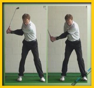 Jhonattan Vegas Pro Golfer Swing Sequence 2