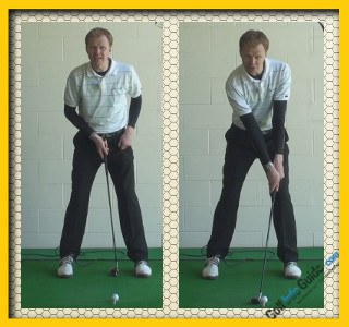K. J. Choi Pro Golfer Swing Sequence 1