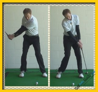 K. J. Choi Pro Golfer Swing Sequence 2