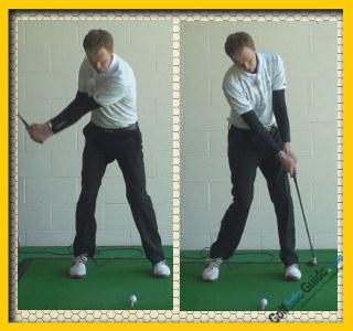 K. J. Choi Pro Golfer Swing Sequence 2