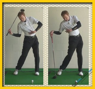 Kyle Stanley Pro Golfer Swing Sequence 1