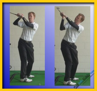 Lee Trevino Pro Golfer Swing Sequence 1
