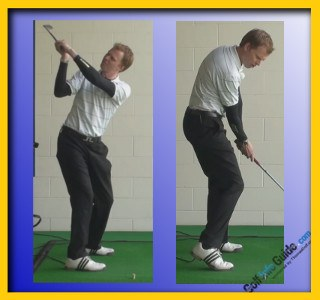 Lee Trevino Pro Golfer Swing Sequence 2