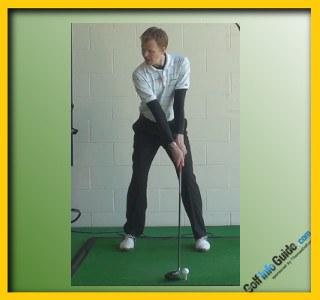 Lorena Ochoa Pro Golfer Swing Sequence 1
