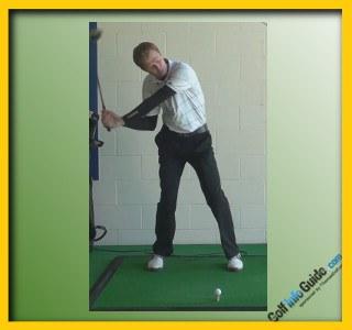 Lorena Ochoa Pro Golfer Swing Sequence 3